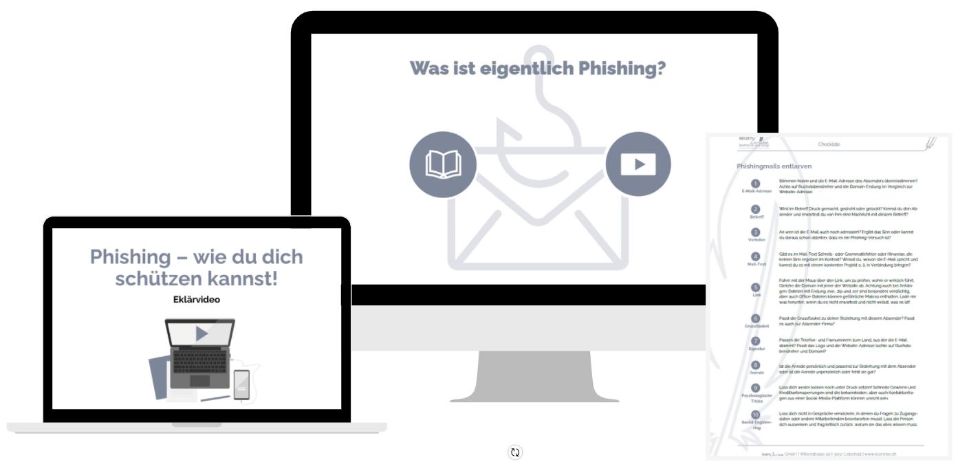 Phishing-Mails erkennen